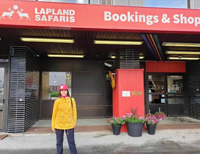Mistä voi ostaa retkiä Rovaniemelle