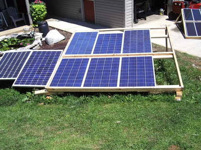 Combien de temps durent les panneaux solaires de fret portuaire