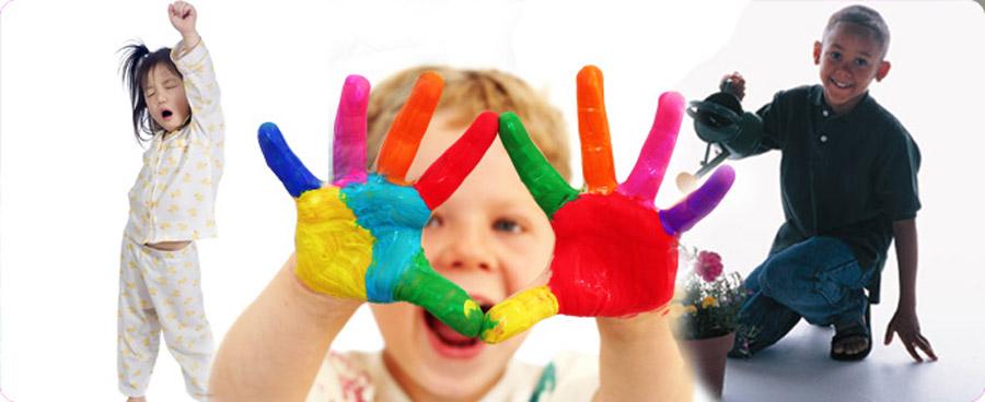 Những vấn đề chung về tâm lý học trẻ em mầm non