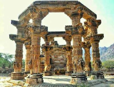 Vishnu Temple Barmer