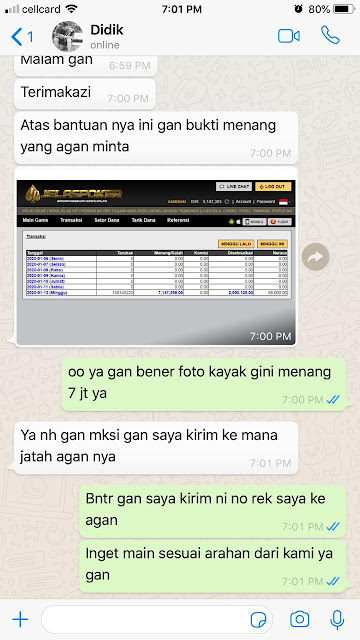Cheat Hack BandarQ Online Terpercaya Dengan ID PRO PKV GAMES 2020 !
