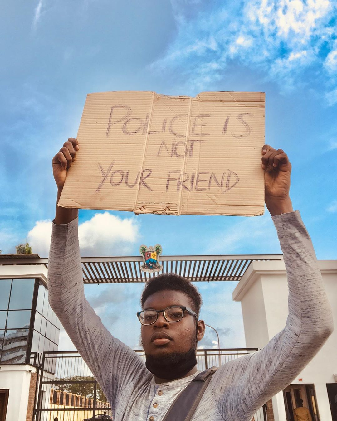 THE POLICE IS NOT YOUR FRIEND