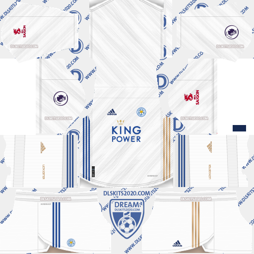 512x512 Leicester City Kits