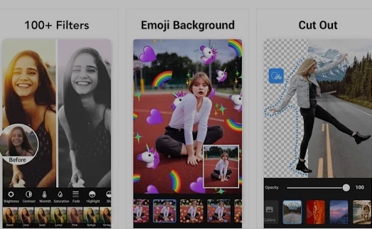 10+ Aplikasi Editor Foto Terbaik (Gratis & Berbayar) Untuk Android 8