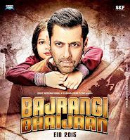 Poster Bajrangi Bhaijaan (2015)