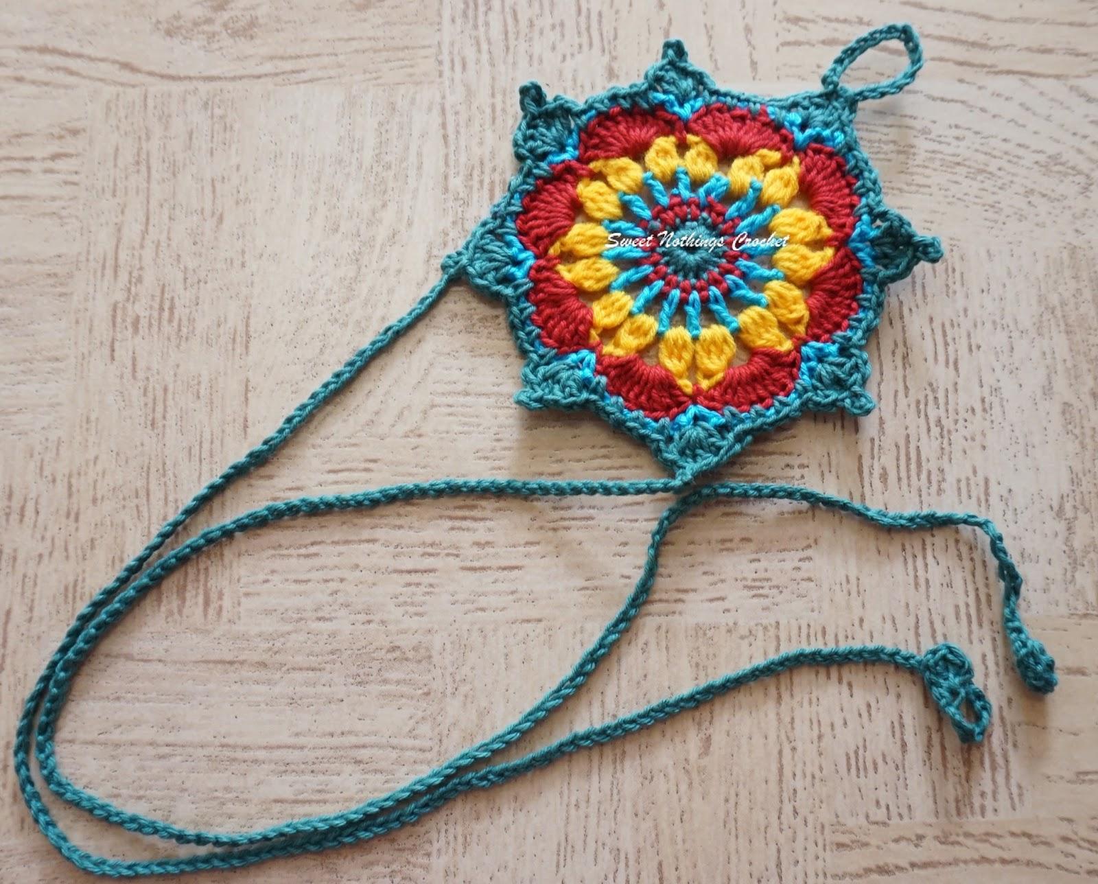 Sweet Nothings Crochet: SPEAR EDGED BAREFOOT SANDALS