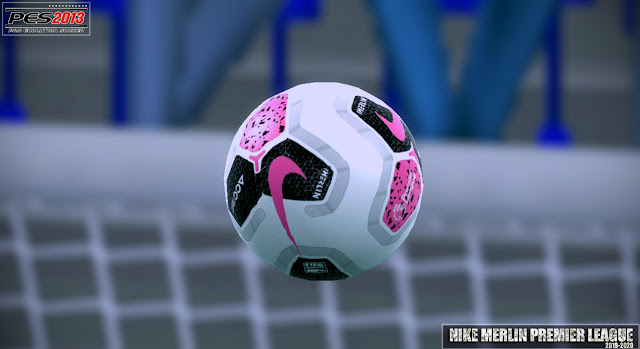 Nike Merlin Premier League 2019-2020 Balls PES 2013