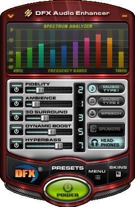 How to get dfx audio enhancer for free