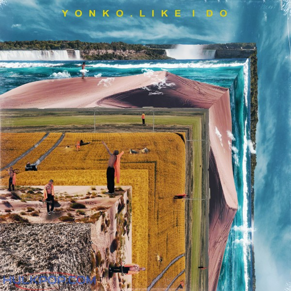 Yonko – LIKE I DO – Single