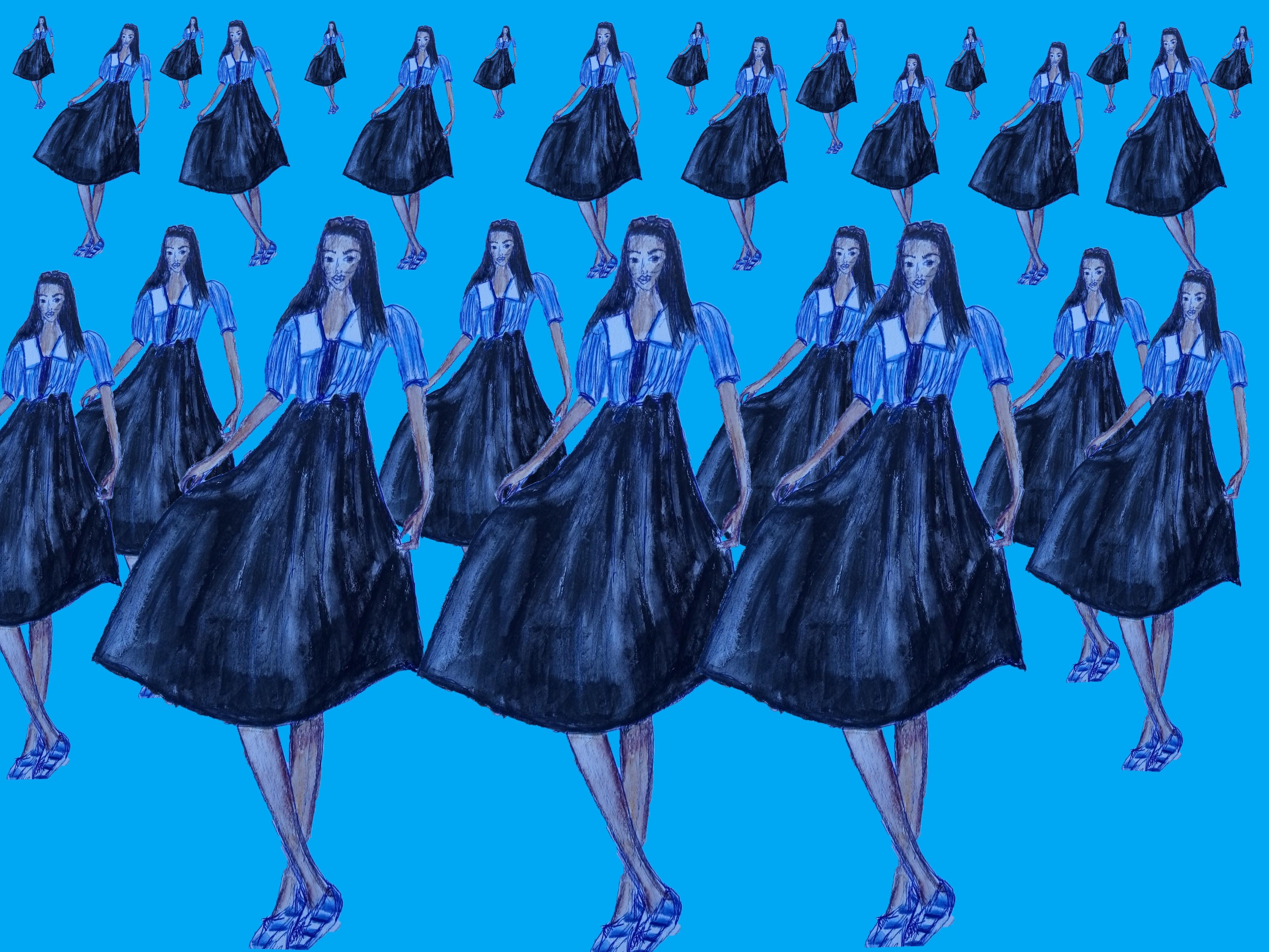 #moda #fashionillustration #modaradosti