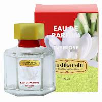 Kandungan Eau de parfum tuberose mustika ratu