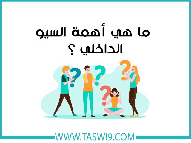 السيو الداخلي on page SEO