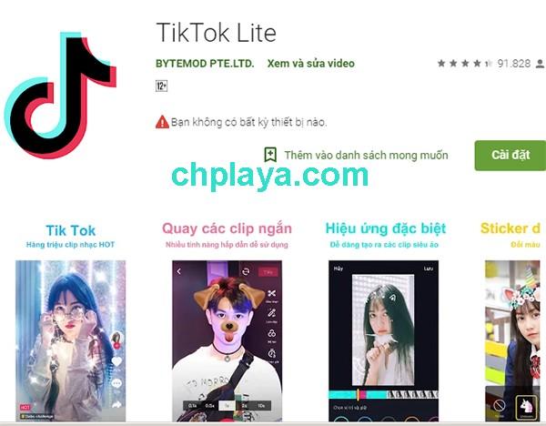 TikTok - Tải ứng dụng Tik Tok về máy điện thoại Android, IOS miễn phí f