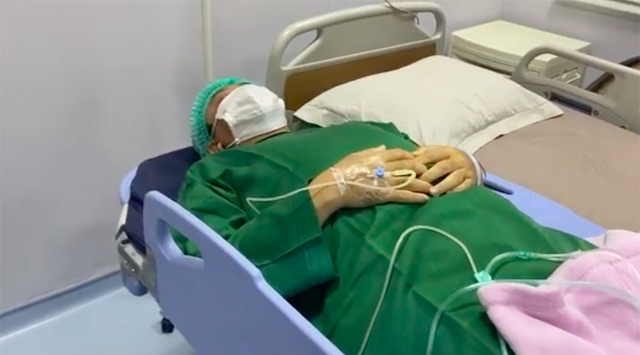Ustaz Yusuf Mansur Masuk Rumah Sakit, Minta Doa Malah Dihujat