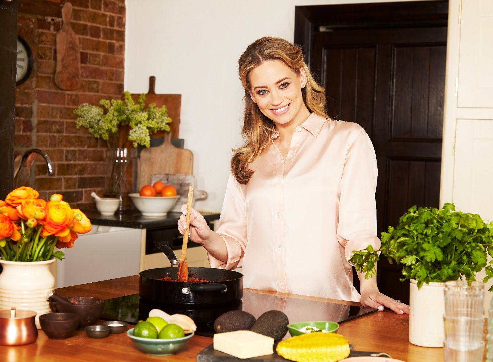 How To Make Kimberly Wyatt Quorn Chilli And Lime Sliced Fillets with Giant Cous Cous Salad