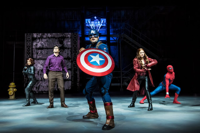 Disneyland Paris Media Expo 2020 Marvel Super Heroes 巴黎迪士尼樂園