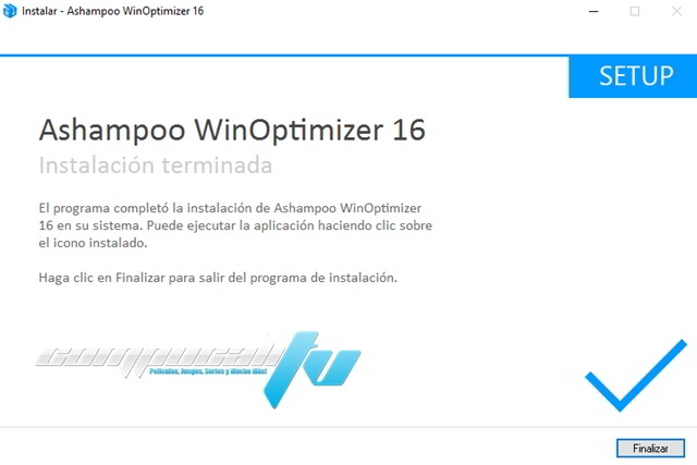 Ashampoo WinOptimizer 16.00.20 Final Español Optimiza tu Windows