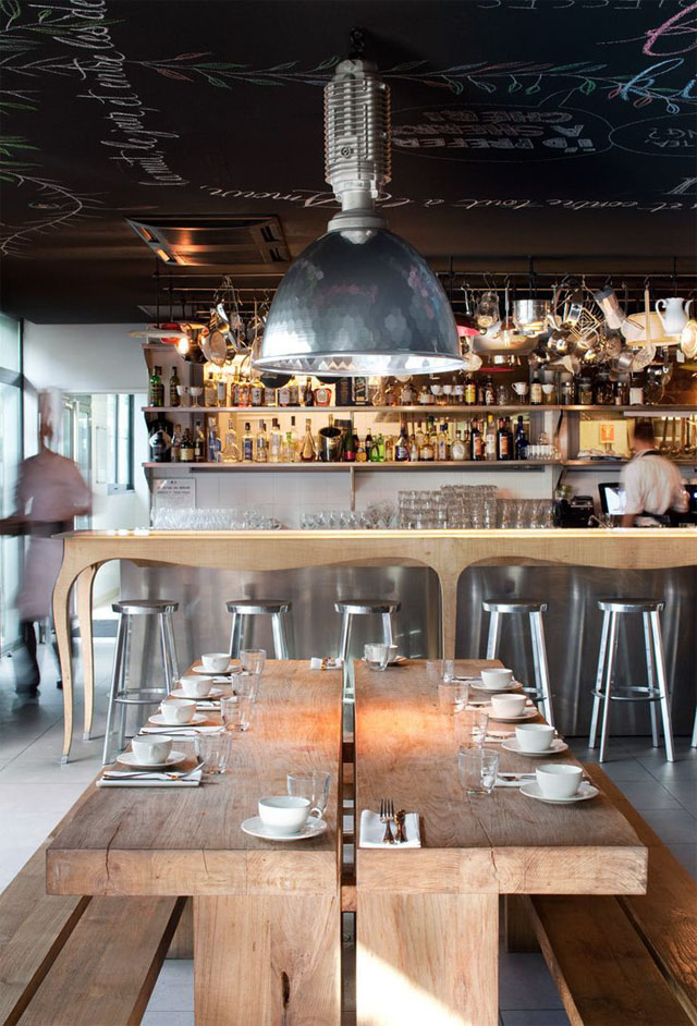 Awesome Deco Resto Ideas - Design Trends 2017 - shopmakers.us