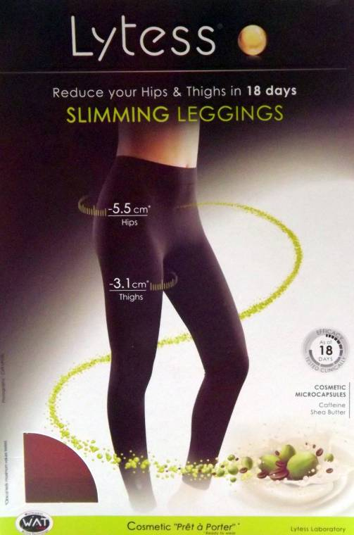 Lytess Slimming Leggings Review....