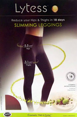 Lytess Slimming Leggings Review