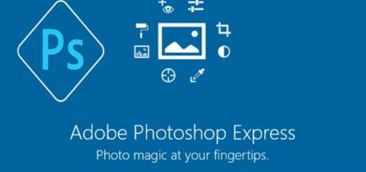 تحميل برنامج فوتوشوب Adobe Photoshop Express للاندرويد و الايفون مجانا