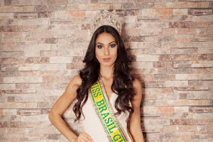 Barbara Vitorelli disputa o Miss Global 2017, no Camboja