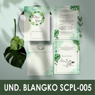 Undangan Mojokerto - ABUD Creative Design - Undangan Blanko - 1