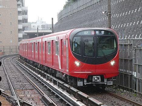 【ダイヤ改正でほぼ消滅へ!】2000系の丸ノ内線 新宿行き