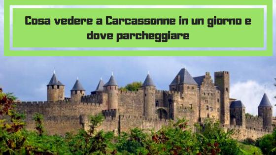 carcassonne cosa vedere
