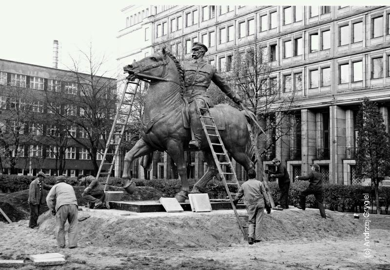 Piłsudski w Katowicach