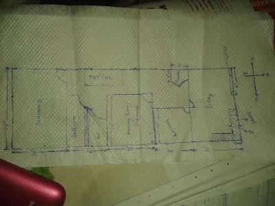 25 Gaj Makan Ka Naksha (25 Gaj House Map Design)   25 गज मकान का नक्शा - 7