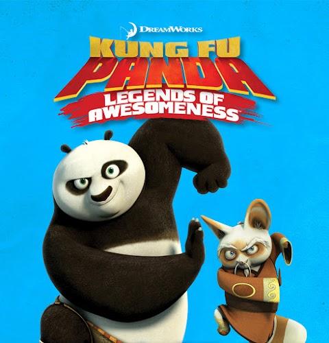 Seriali  Kung fu panda legjenda te jashtezakonshme 0-26 Dubluar ne shqip