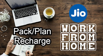 Jio work from home details
