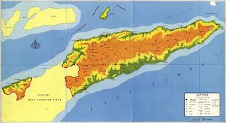 Proses Sejarah Integrasi Timor Timur Tahun 1976