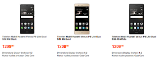 Huawei P9 Lite spotted listed on European retailer's website