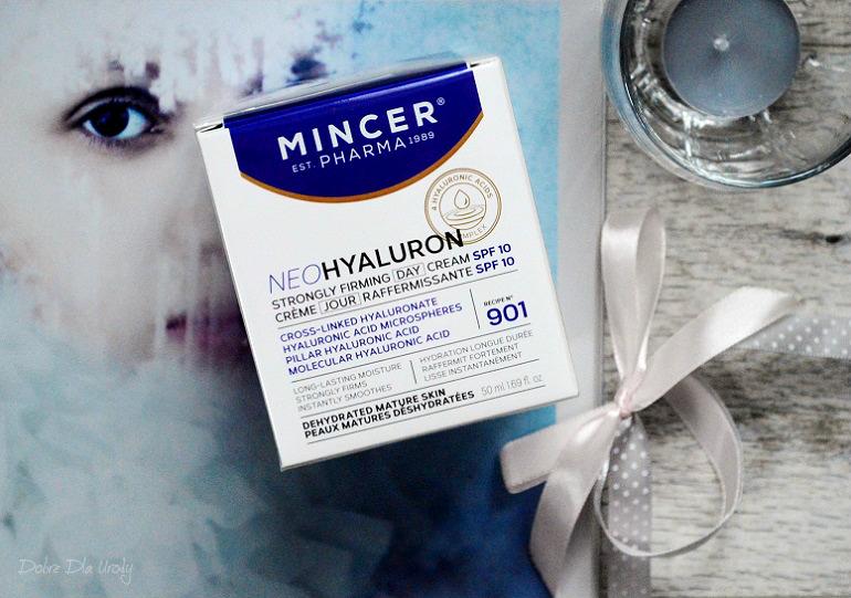 Mincer Pharma NeoHyaluron Silnie ujędrniający krem na dzień  N°901