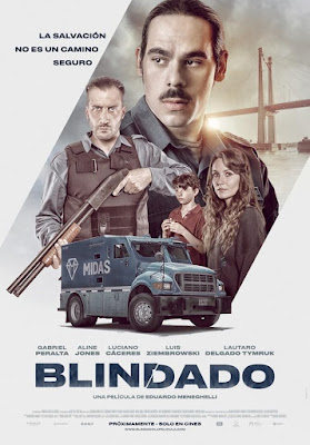 Blindado |2019| |DVD| |R4| |NTSC| |Latino|