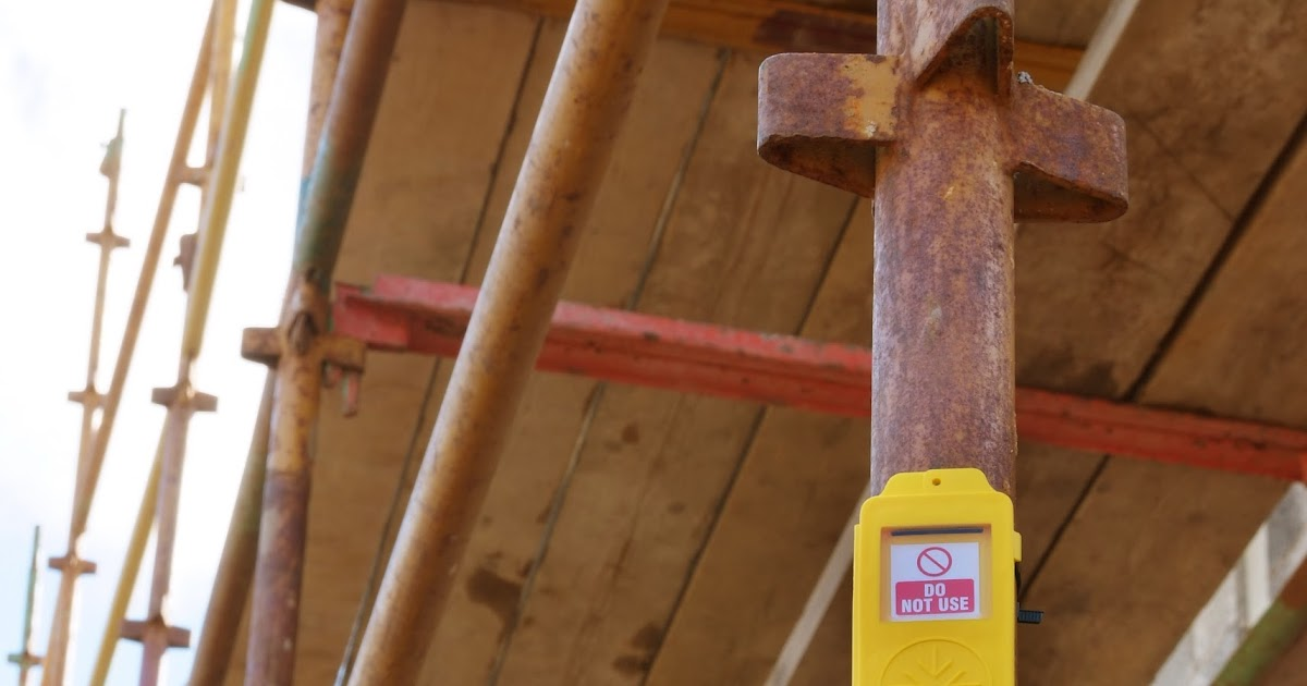 Fife Construction Firm Fined For Dangerous Scaffolding