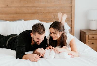 dinardo family | ottawa lifestyle newborn session at home