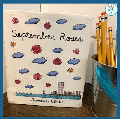 september 11th upper elementary activities