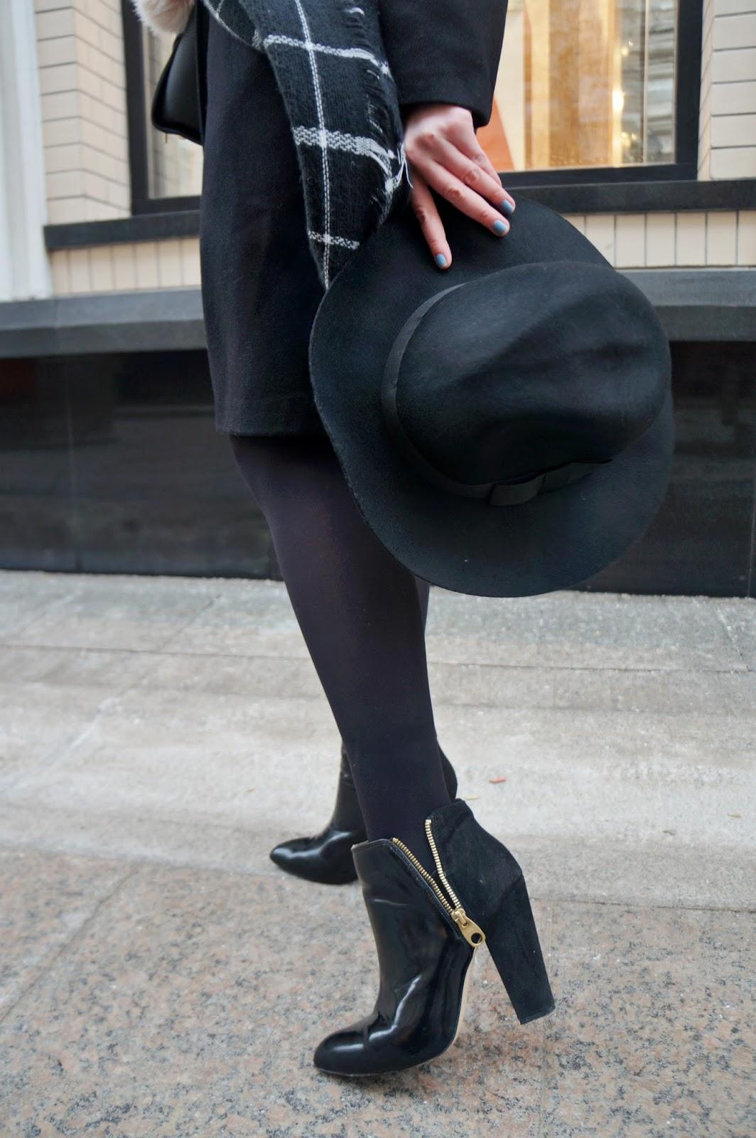 Alina Ermilova | Fashion Blogger | Fedora | Outfit Details