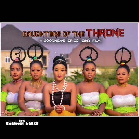 US Based Actress And Ex Beauty Dr. Krystal Okeke Joins Nollywood, Stars In Daughters Of The Throne