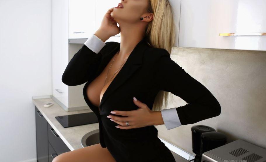 DeliciousTiffany Model GlamourCams