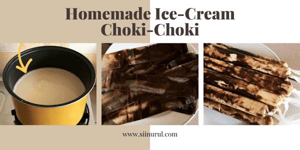 ice cream choki-choki