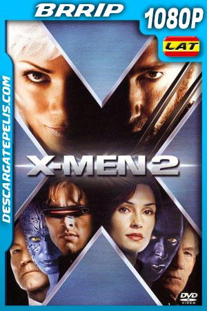 X-Men 2 (2003) 1080p BRrip Latino – Ingles