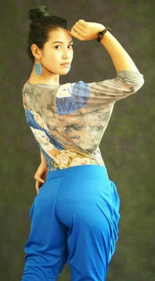 Myanmar Model Sexy Movies