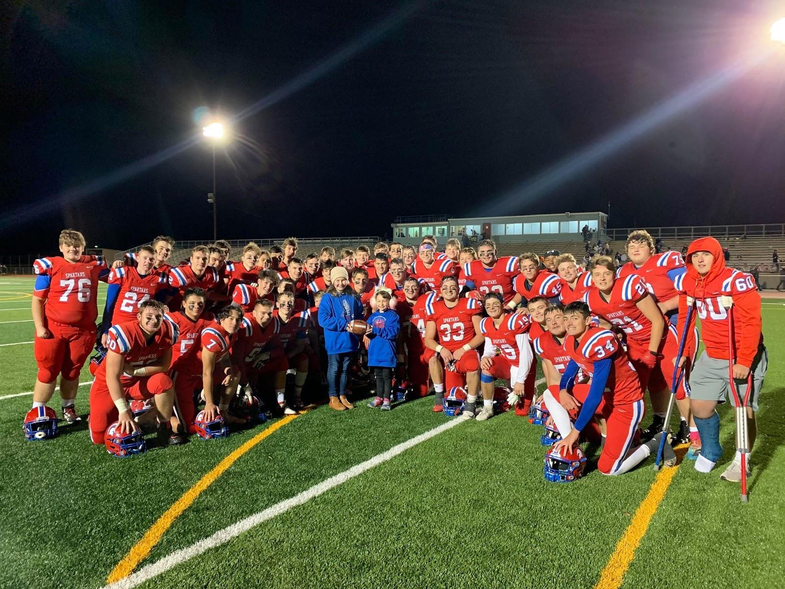 Frackville Mountaineers Football