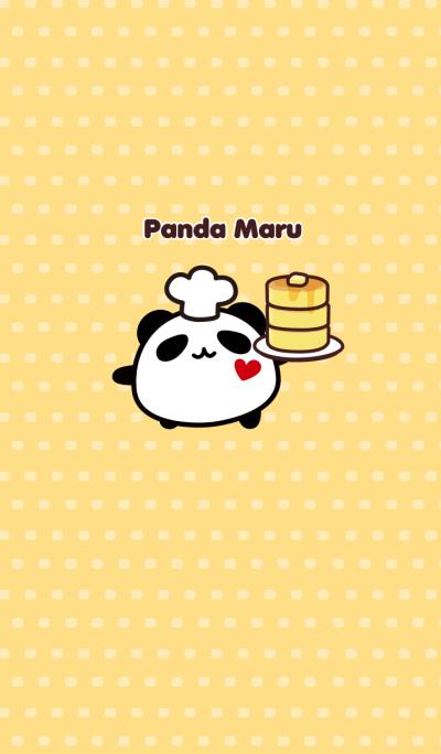 Panda maru (pancake)