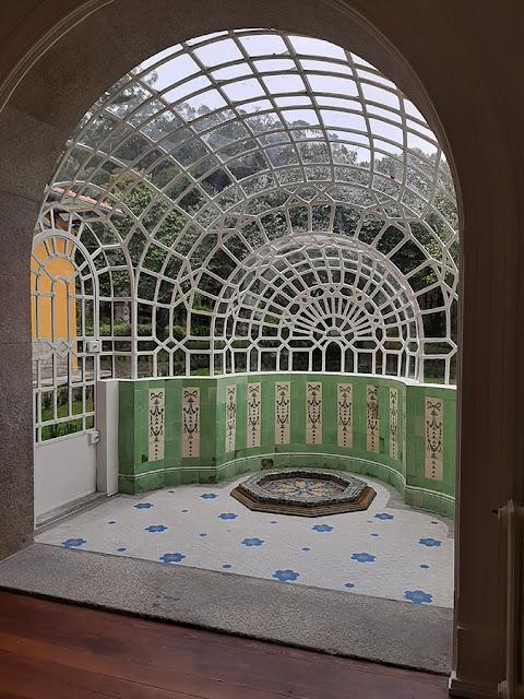Jardim de Inverno da Casa São Roque