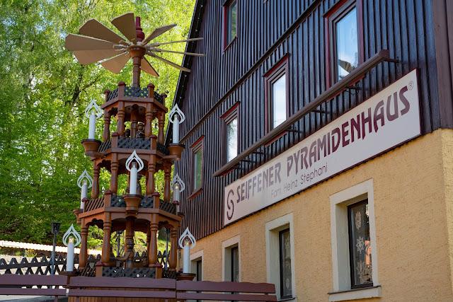 Kammweg Erzgebirge  Etappe 3+4 von Sayda nach Olbernhau  Wandern in Sachsen 14
